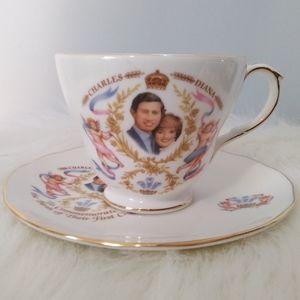 Duchess Bone China Cup & Saucer